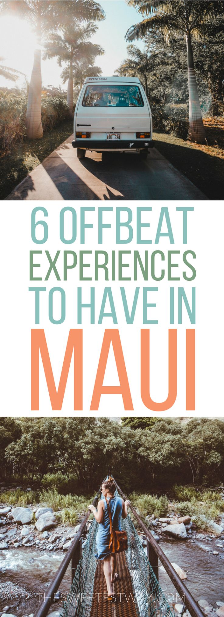 6 Offbeat Maui Experiences You Never Knew You Wanted to Have