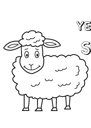 82 best Sheep images on Pinterest  Sheep Drawings and Coloring pages