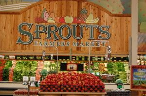 Sprouts @Summer Bitteker  So much fun to grocery shop when you have a friend with you!