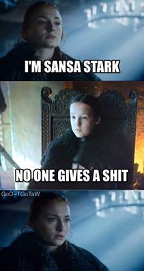 Lyanna Mormont- Game Of Thrones - Best. Character. Yet.