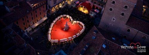 Dal 12 al 15 Febbraio 2015 torna Verona in Love