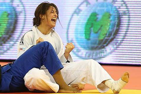 Israeli Takes Judo World Championship Gold.  In an unprecedented achievement for Israeli judo, Yarden Gerbi on Thursday night won the Rio De Janeiro, Brazil judo world championship in her weight category (139 lbs.). This is the highest ranking ever in international championships for an Israeli athlete.