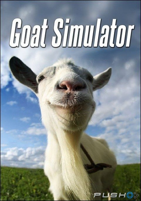 Goat Simulator Windows PC Game Download Steam CD-Key Global for only $6.95. #videogames #game #games #deal #deals #gaming #awesome #awesomeness #awesomesauce #cool #gamer #gamers #win #ftw