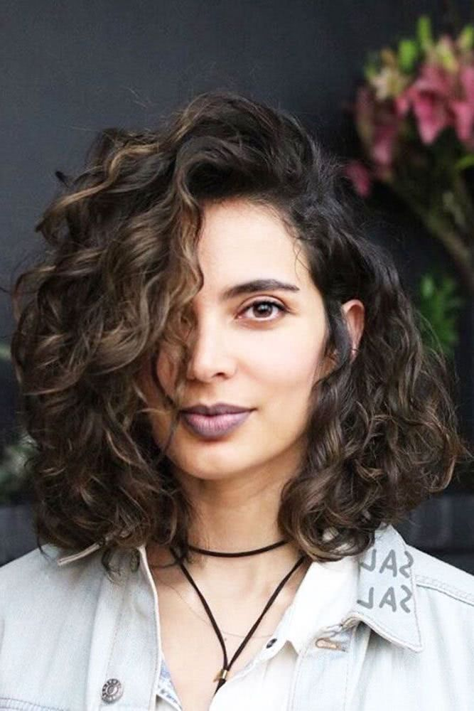 2019 2020 Short Curly Bob Hair For Crazy Girls Con Imagenes