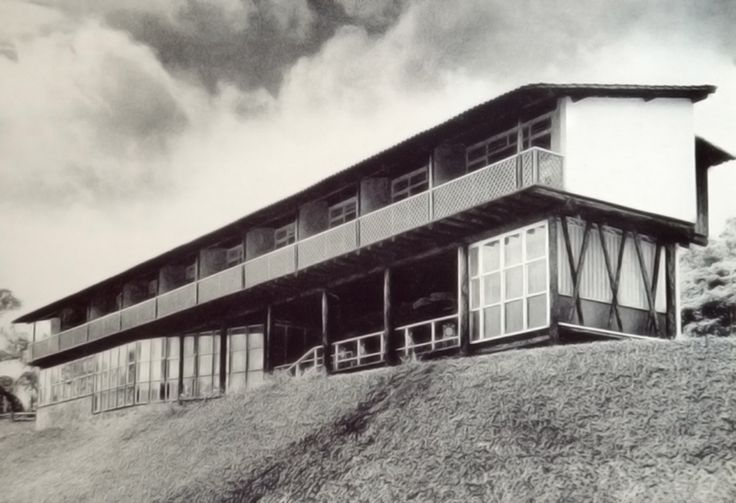 Clássicos da Arquitetura: Park Hotel / Lucio Costa