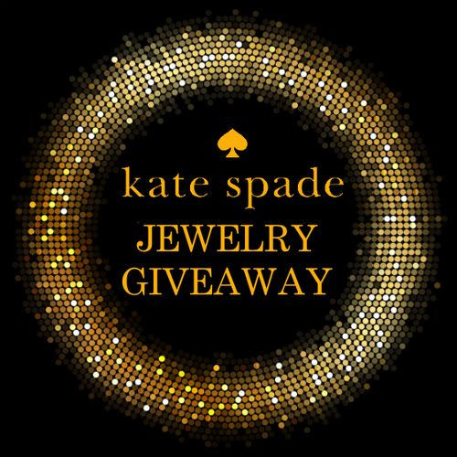 Kate Spade New York Jewelry Giveaway | via Facebook shopping,  style
