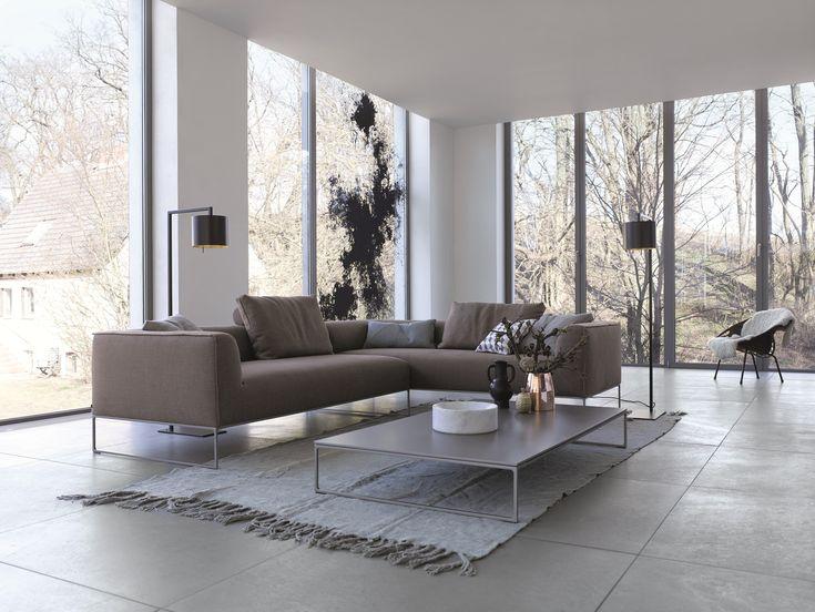 MELL LOUNGE Anbausofa By COR Sitzmöbel Helmut Lübke Design Jehs Laub