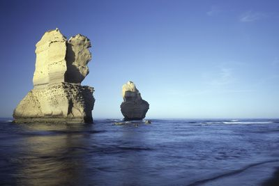 Sandstone Formation from the Twelve Apostles