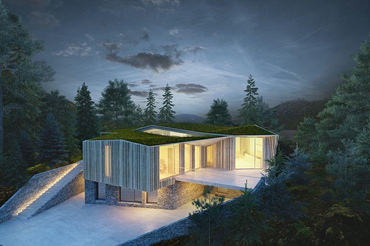 Alliance arkitekter - moderne og utrolig stilig!