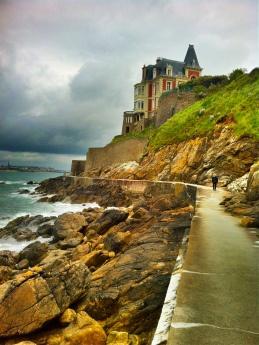 Dinard, Bretagne, France