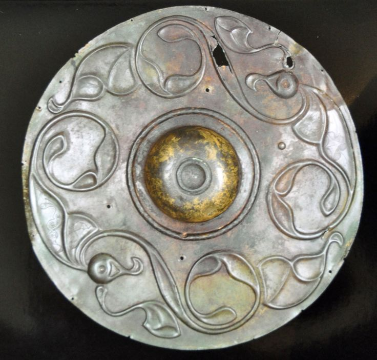Celtic Shield Celts, British Museum 2015