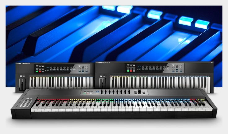 Native Instruments - Software And Hardware For Music Production And Djing
