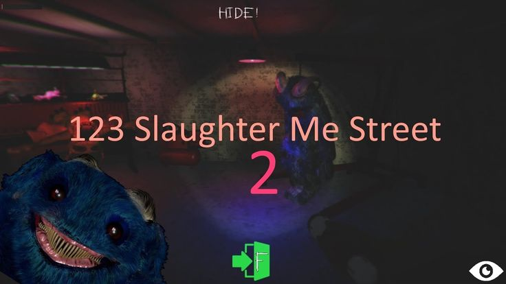 123 Slaughter Me Street 2 Gameplay, Let's Play Video. Video Game Youtube, #123slaughtermestreet #game #gameplay #letsplay #gaming #indie #indiegame #indiehorrorgame #jumpscares #scary #monster