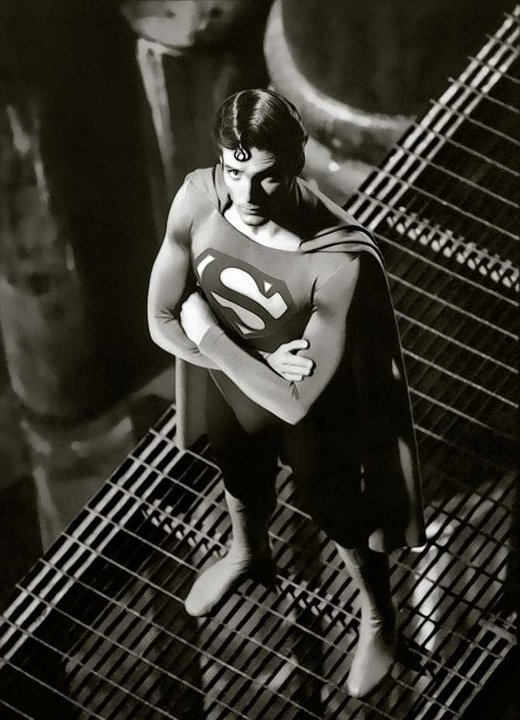 """""""This is your last chance, Superman. Why don't you do us all a favor and freeze?"""""""