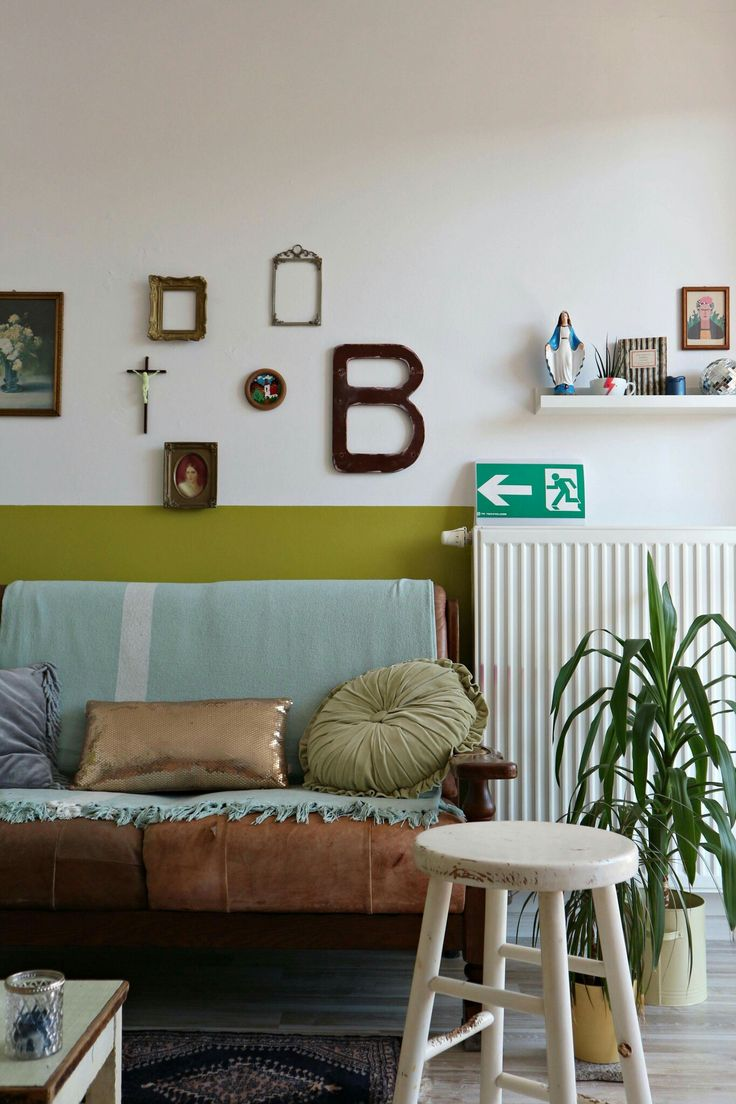 My bohemian livingroom
