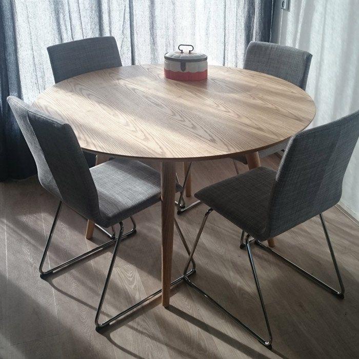 SWEDY ronde eettafel - Alterego Design - Foto 1