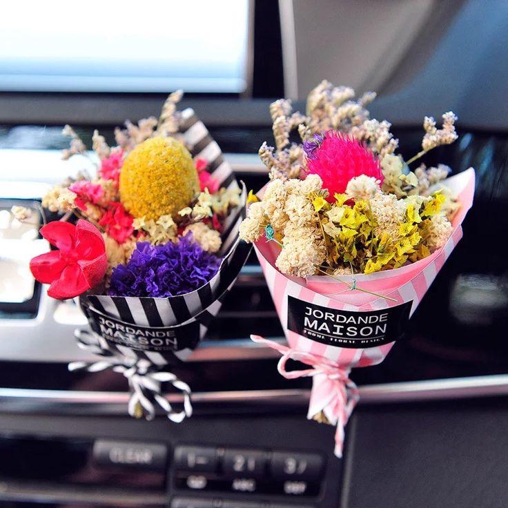 Floral Car Air Vent Decoration