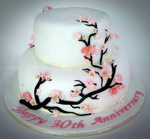 Images about romantic anniversary cake ideas on