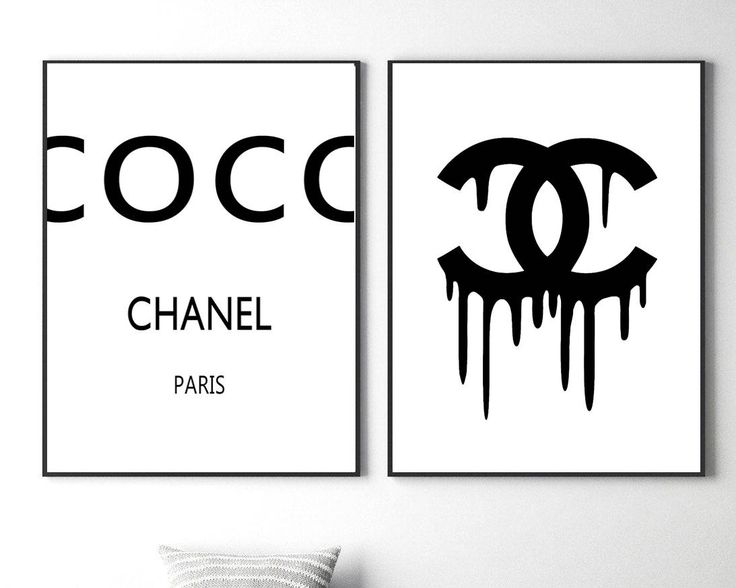 best 25 chanel wall art ideas on pinterest chanel print