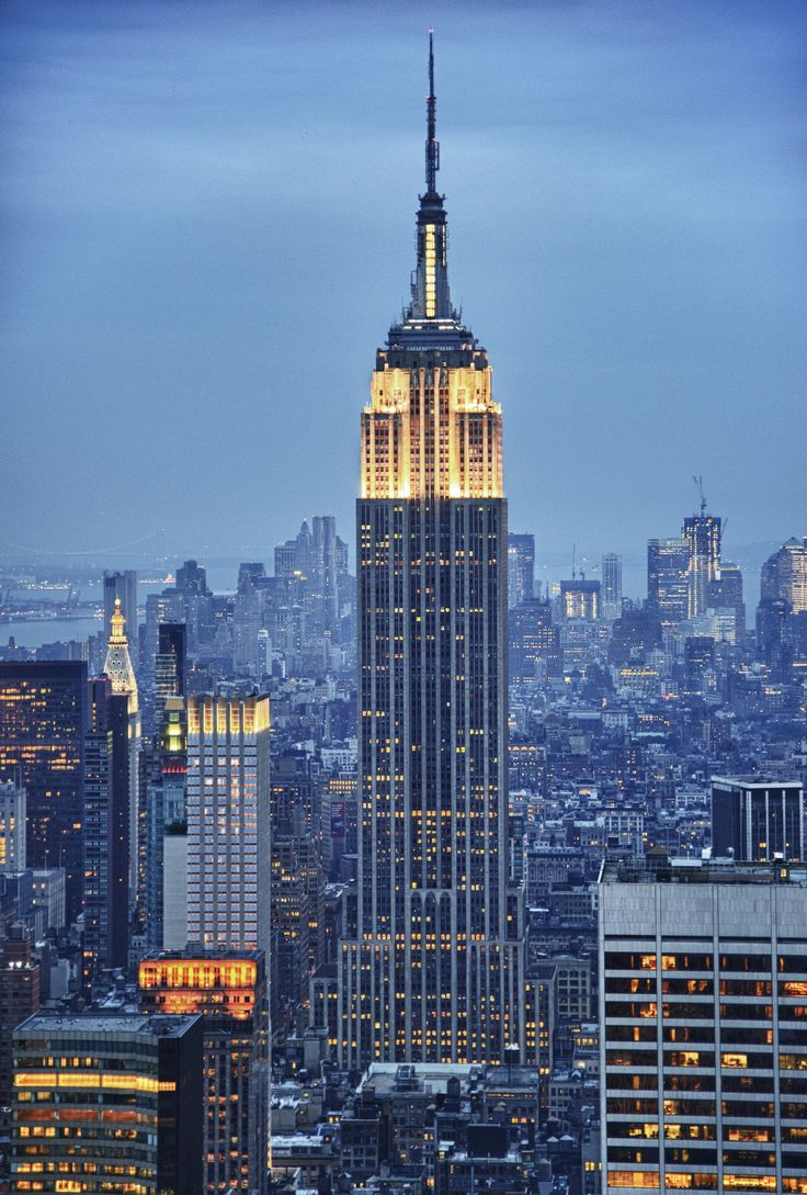 Directions From Rockefeller Center To Empire State Building