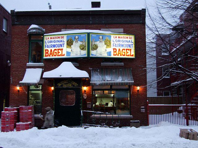 Fairmount Bagel, Fairmount Avenue, Mile End, Montreal