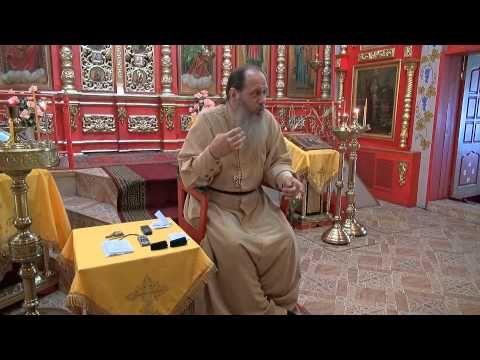 О краткой непрестанной молитве (прот. Владимир Головин, г. Болгар) - YouTube