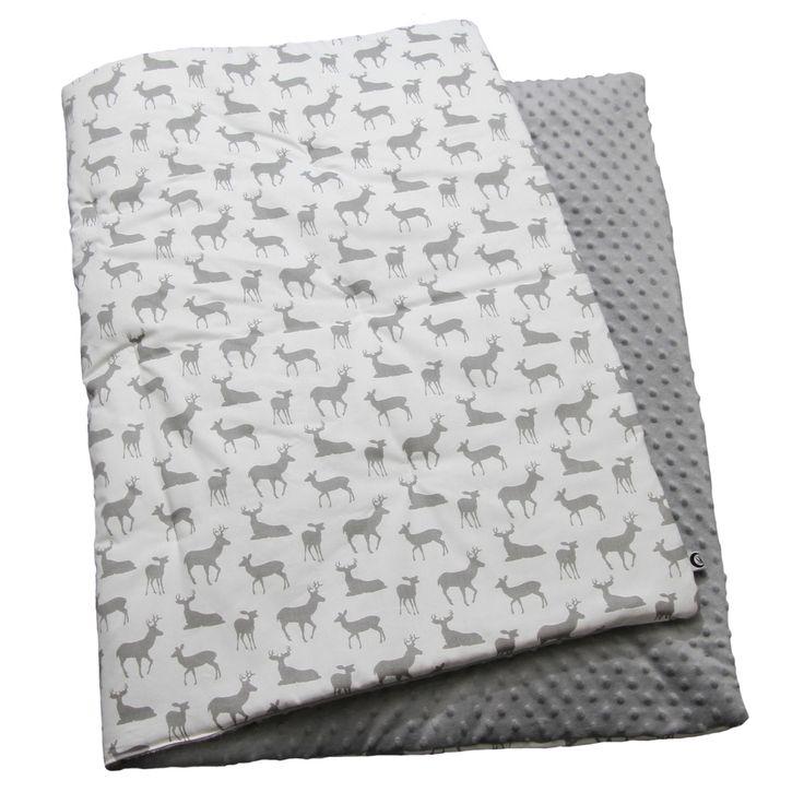 Sweet Kyla - GREY DEER Play Blanket, $99.99 (http://www.sweetkyla.com/grey-deer-play-blanket/)