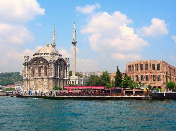 Esma Sultan in Istanbul