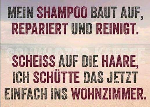 Shampoo für alles