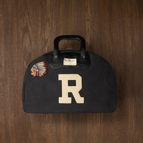 Rugby RL Canvas Athletic Duffle Bag