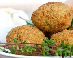 Falafels légères ou boulettes de pois chiche libanaises : http://www.fourchette-et-bikini.fr/recettes/recettes-minceur/falafels-legeres-ou-boulettes-de-pois-chiche-libanaises.html