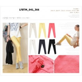 T Tree Colourful Pants LFBTM_041_366