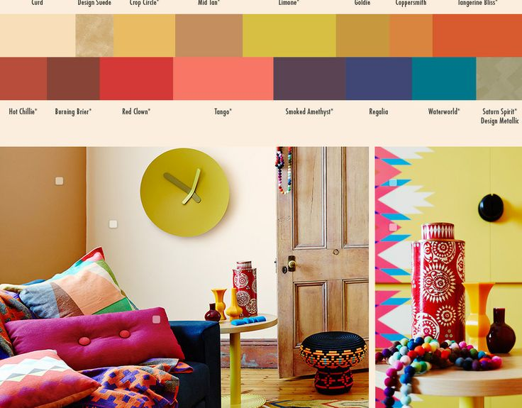 Dulux Paint Color Trends 2014 | Colour trends 2014/2015 | Pinterest