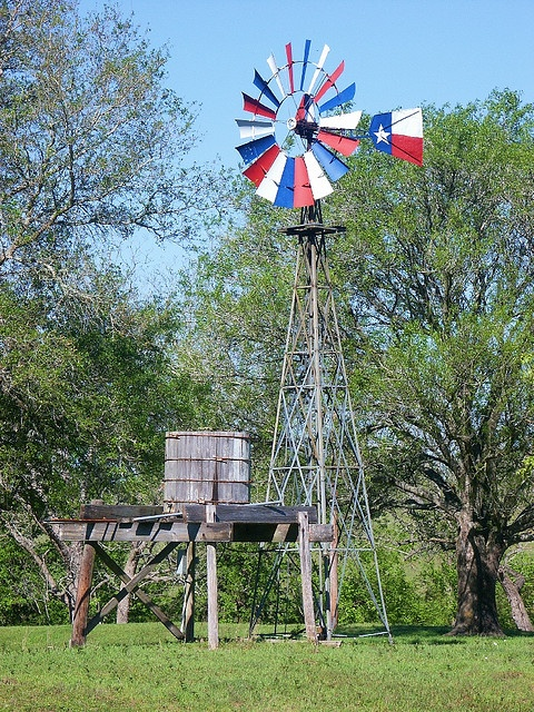 God Bless Texas: Texas Girl, Texas Windmill, Stars, Rainbows Windmills, Star Windmill, Favorite Windmills
