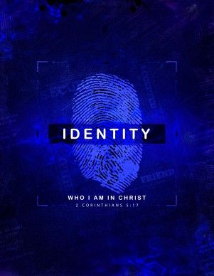 Identity in Christ Christian Flyer