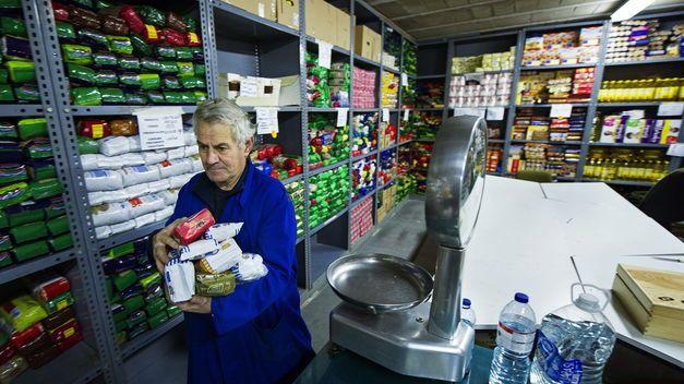 Bancos de Alimentos quieren recoger 10 millones de kilos de comida con 60.000 voluntarios