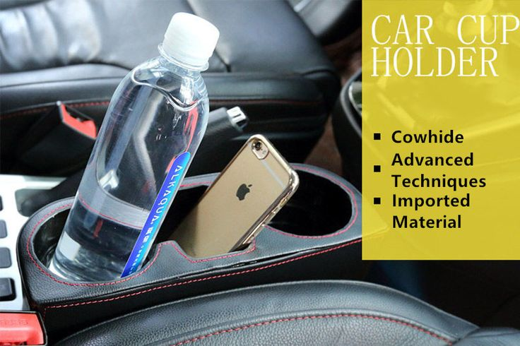 car-styling auto car accessories cup holder organizador portable drink holder vehicle seat cup&cell phone interior drinks holder