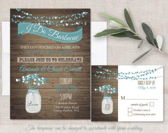 Reception Only Wedding Invitations: 25+ Best Ideas About Reception Only Invitations On