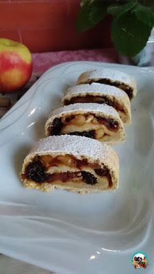 El Strudel es una pasta típica de Europa central, esta muy relacionada con la cocina Alemana, Italiana y Austriaca.   Se recomienda com...