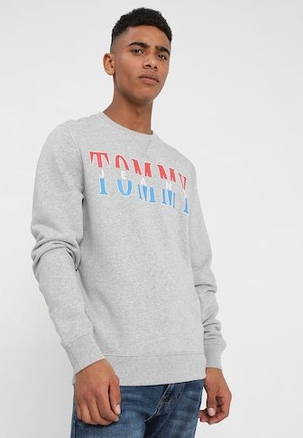 a576b21c ESSENTIAL GRAPHIC CREW | Men's Fashion | Tommy hilfiger, Mens ...