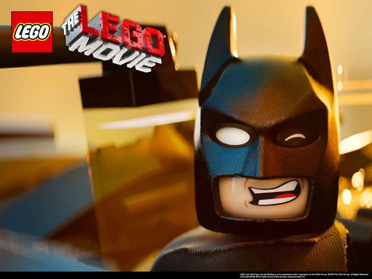 The lego batman cartoon movie wallpaper