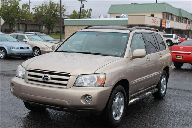 2004 Used Toyota Highlander Limited at Best Choice Motors Serving Tulsa, OK, IID 11191952
