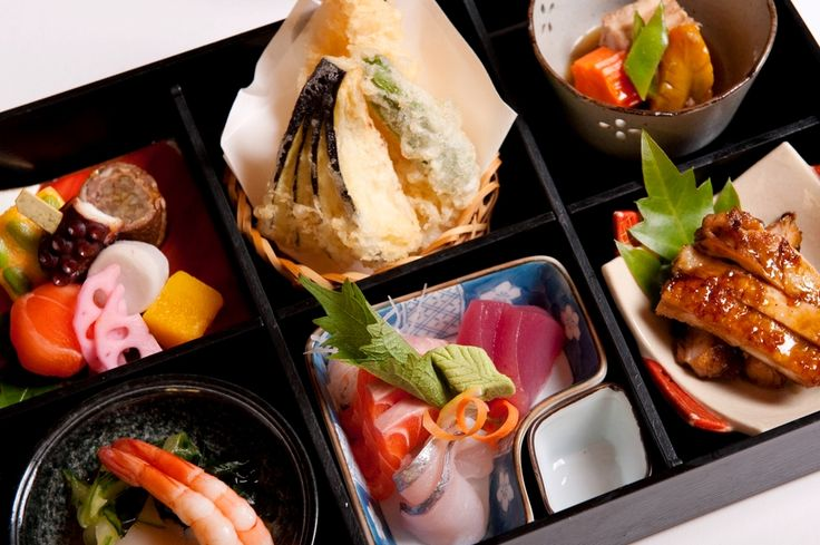 Sono Japanese, Gluten Free options available.