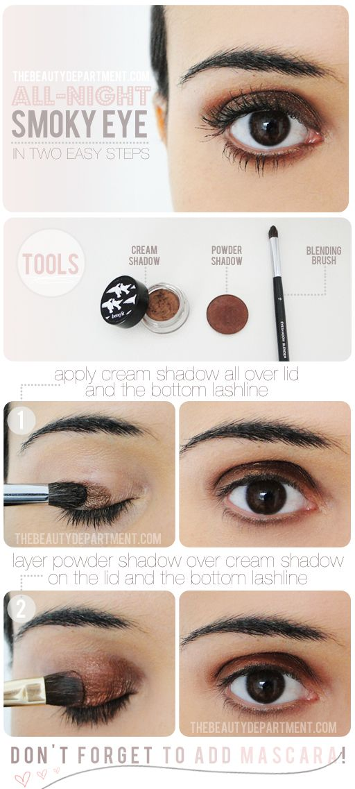 All-Night Smoky Eye (The Beauty Department)