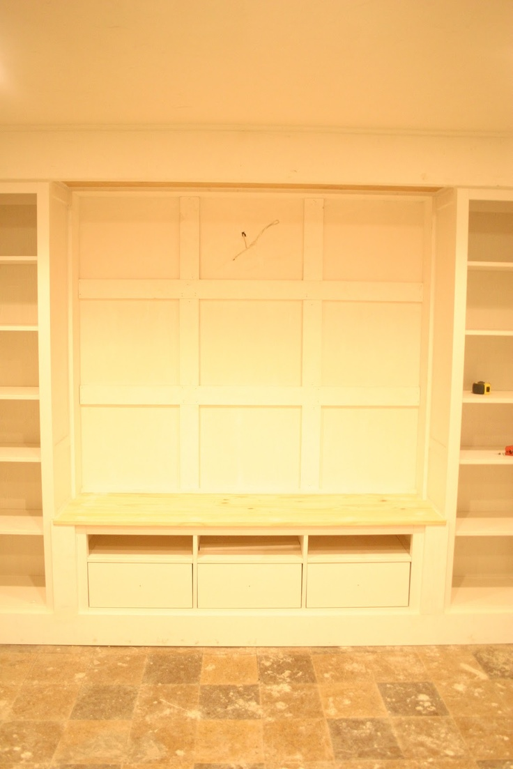 25 best Ikea Built Ins images on Pinterest | Home ideas, Libraries ...