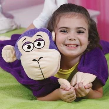 Oyun oynamayı çok seven çocuklar için alacağınız mükemmel bir hediye. Hem mışıl mışıl uyusun hem de oyun oynasın diye üretilen oyuncaklı battaniyeler, çocukların en büyük neşe kaynağı olacak.   http://www.buldumbuldum.com/hediye/cuddle_uppets_hayvanli_battaniyeler/