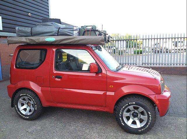 Suzuki Jimny Roof Top Tent