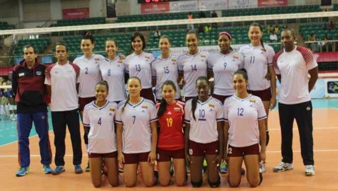 Venezuela aniquiló a la selección de Argelia en el Mundial de Voleibol #Deportes #Ultimas_Noticias