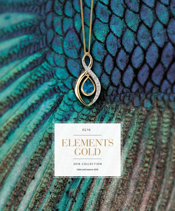 The Elements Gold 2016 collection harvests Inspiration, cast from the depths of kaleidoscopic seas, resulting in fresh designs that echo all things marine. Featuring deep blue sapphires and glistening iolites taking precedence. Perfect for special occasions, and if you want to treat someone close to your heart.  Now available on our website. Explore the collection here.