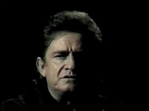 "Johnny Cash sings ""The Junkie's Prayer"""